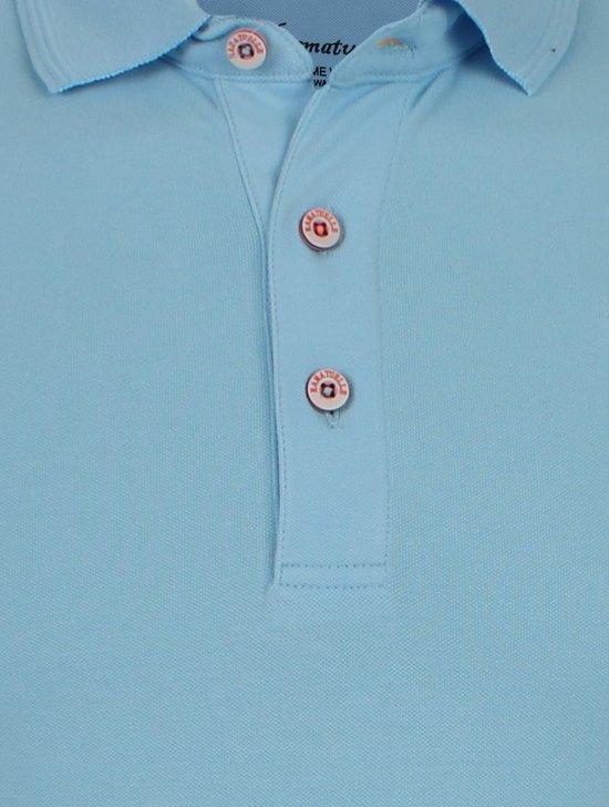 Ramatuelle Heren Poloshirt S