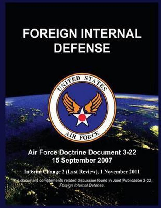 Foreign Internal Defense