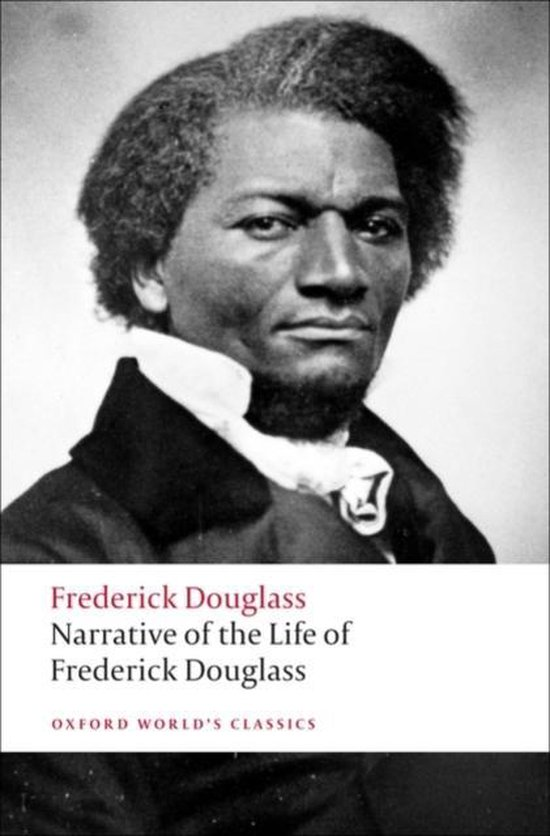 Boek cover Narrative of the Life of Frederick Douglass, an American Slave van Frederick Douglass (Paperback)