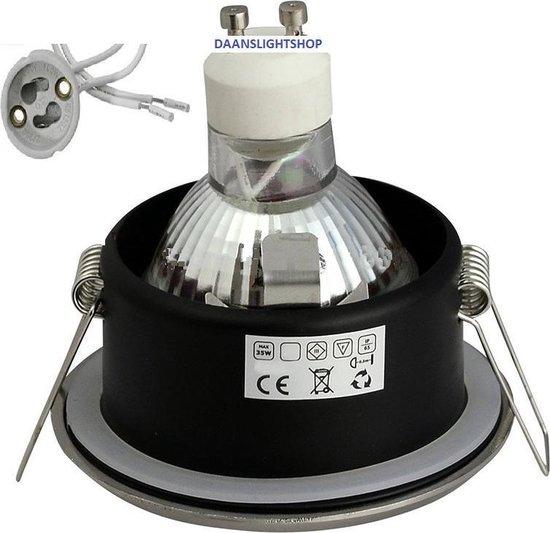 Bol Com Led Inbouwspot Badkamer Inbouwspot Rond Kleur Wit Led Lamp Philips Corepro Ledspot