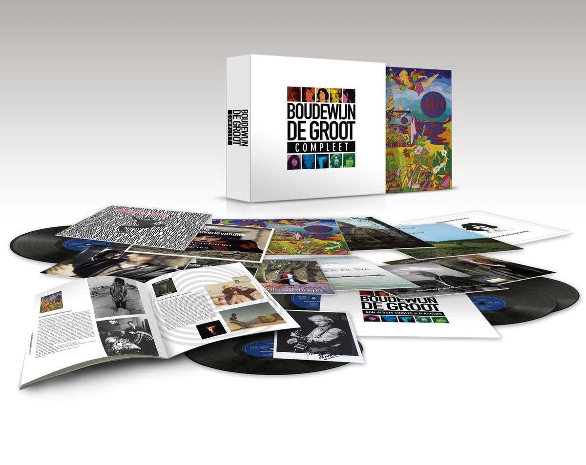 Compleet (Studio Albums,Non-Album S - Boudewijn de Groot