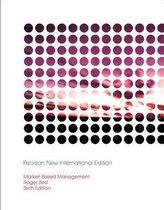 Market-Based Management: Pearson  International Edition