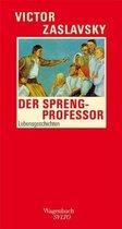 Omslag Der Sprengprofessor