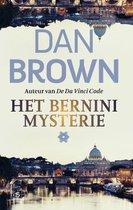 Boek cover Robert Langdon 1 -   Het Bernini mysterie van Dan Brown (Paperback)