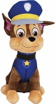Chase, Paw Patrol knuffel Pluche 60 cm extra groot!