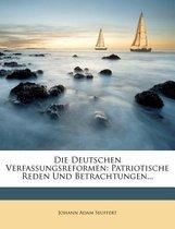 Die Deutschen Verfa Ungsreformen