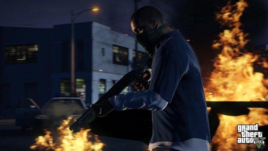 Grand Theft Auto V (GTA V) - Xbox 360 - Rockstar