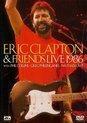 Eric Clapton & Friends - Live 1986