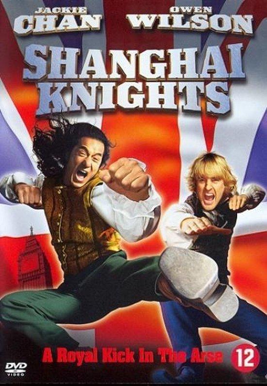 Cover van de film 'Shanghai Knights'