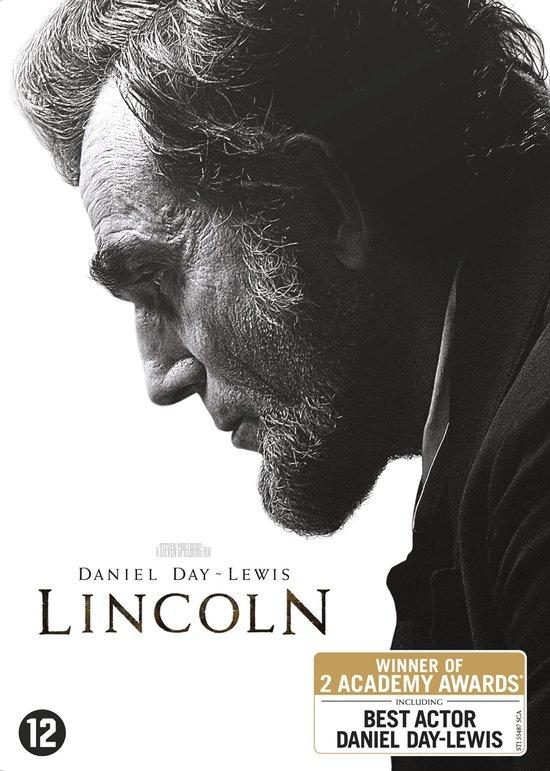 Cover van de film 'Lincoln'