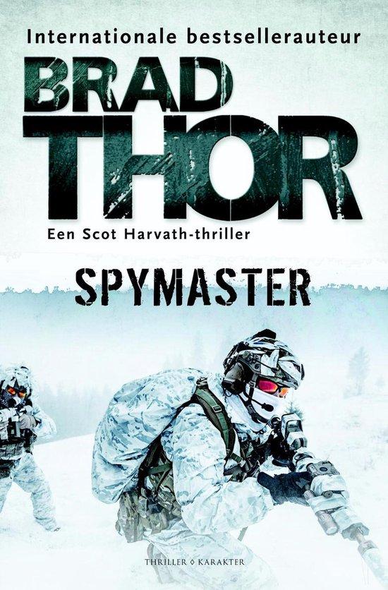 Scot Harvath - Spymaster - Brad Thor |