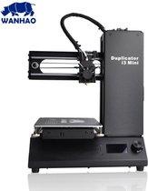 Wanhao Duplicator I3 Mini - 3D printer- Zwart