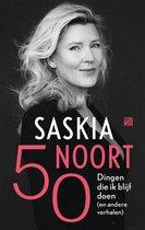 Boek cover 50 van Saskia Noort