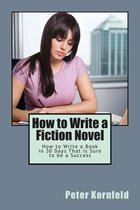 How to Write a Fiction Novel