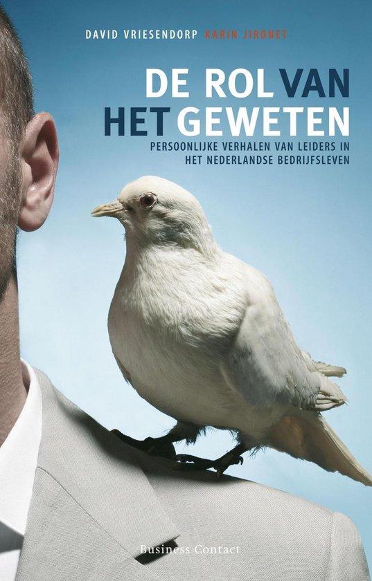 De rol van het geweten - David Vriesendorp |