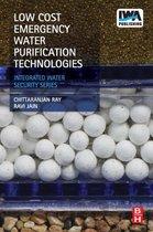Boek cover Low Cost Emergency Water Purification Technologies van Chittaranjan Ray