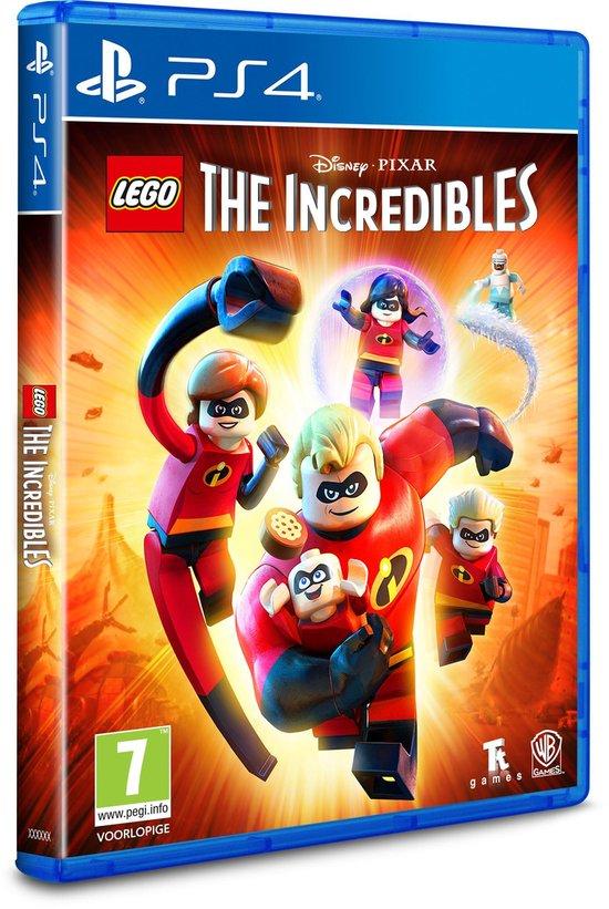 LEGO Disney Pixar's: The Incredibles - PS4 - Warner Bros. Games