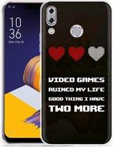Zenfone 5Z ZS620KL Hoesje Gamers Life