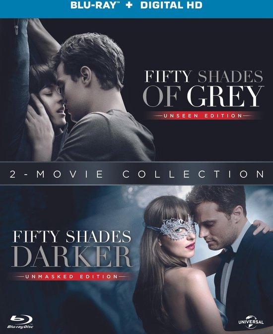 Fifty Shades Grey + Fifty Shades Darker (Blu-ray)