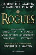 Boek cover Rogues van George R Martin (Onbekend)