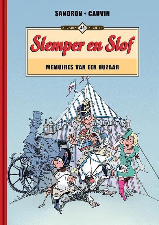 Slemper en slof - Sandron Jacques |