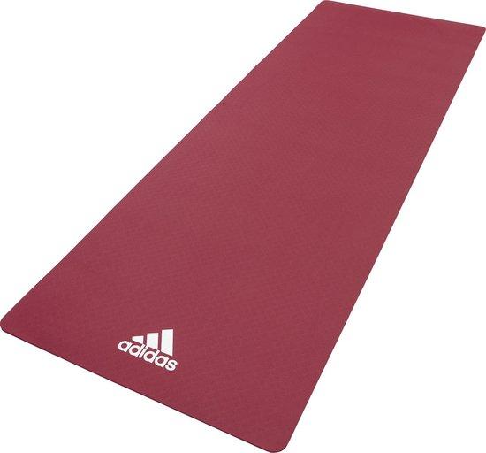 Adidas Yoga mat 8 mm Mystery Ruby