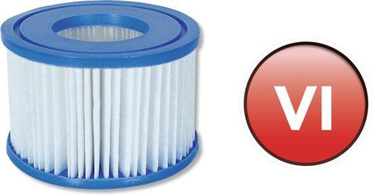 Bestway - Jacuzzi Filter Cartridge voor Lay Z Spa - 2 st.