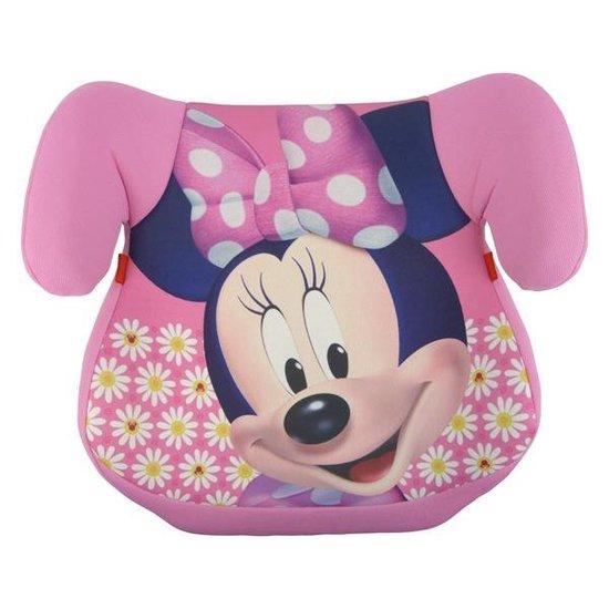 Auto Zitverhoger Minnie Mouse - Disney - Autozitje - Kinderzitje
