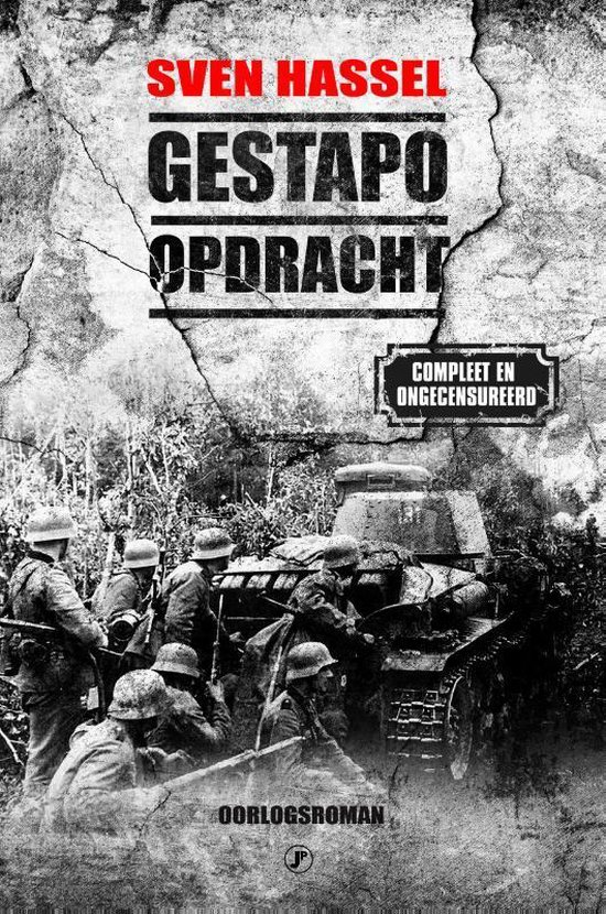 Gestapo opdracht - Sven Hassel | Fthsonline.com