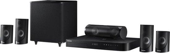 Samsung HT-J5500 - 5.1 Home cinema set - Zwart