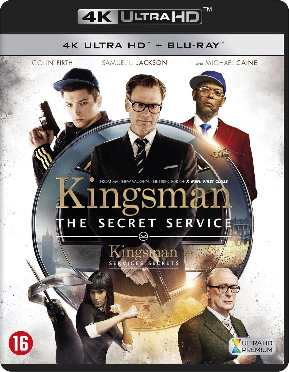 Kingsman: The Secret Service (4K Ultra HD Blu-ray)-