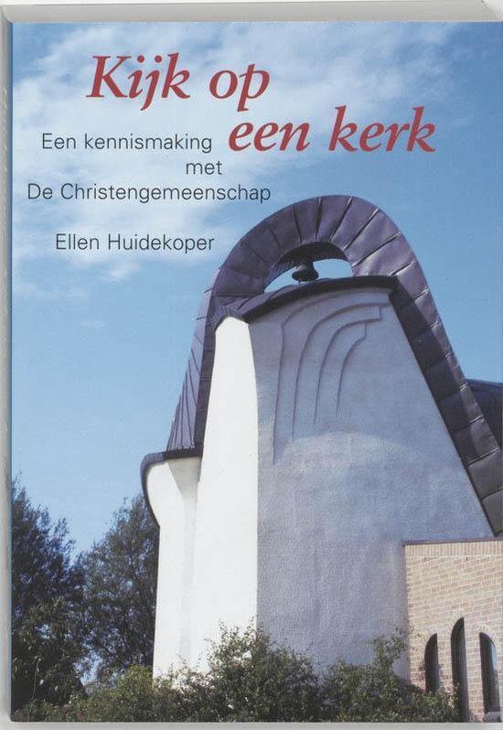 KIJK OP EEN KERK - E. Huidekoper pdf epub