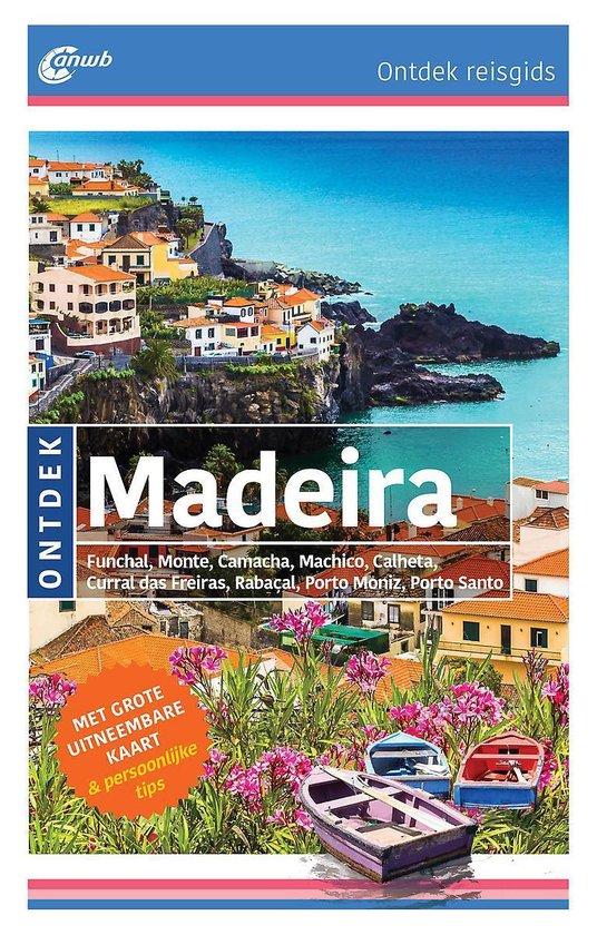 Ontdek reisgids - Madeira - Susanne Lipps-Breda pdf epub