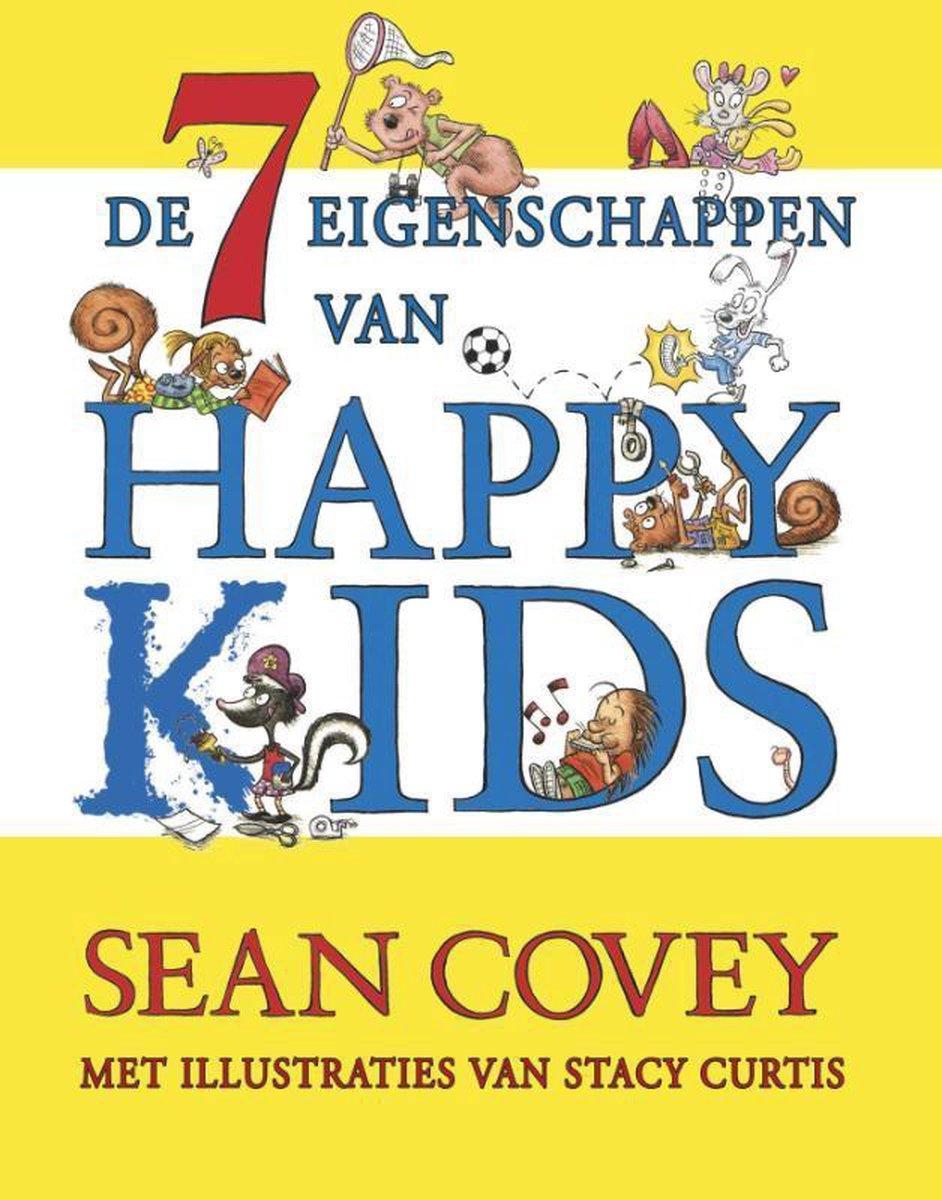 De zeven eigenschappen van Happy Kids