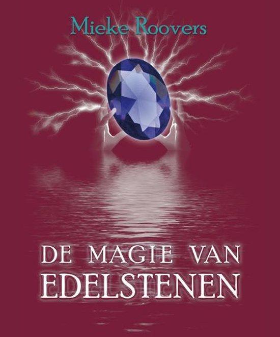 Cover van het boek 'De Magie van Edelstenen' van Mieke Roovers