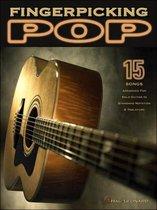 Boek cover Fingerpicking Pop van Hal Leonard Publishing Corporati