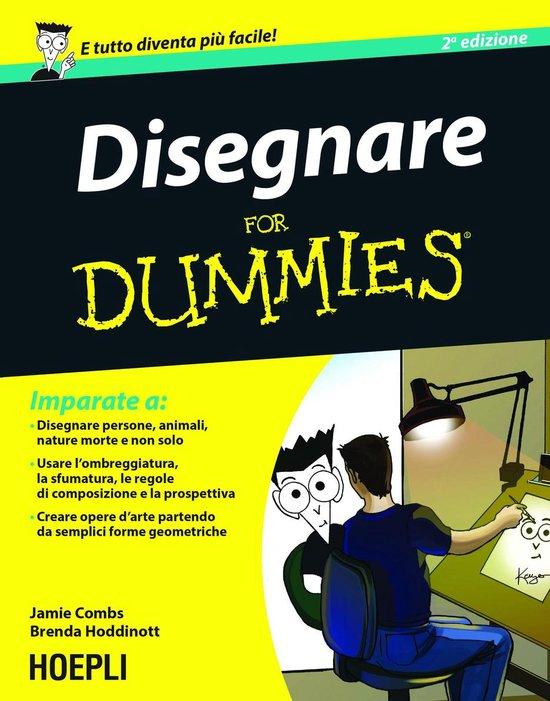 Boek cover Disegnare For Dummies van Jamie Combs (Onbekend)
