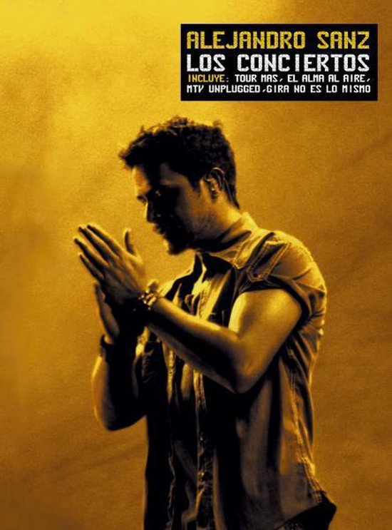 Cover van de film 'Alejandro Sanz'