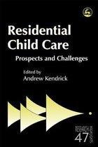 Omslag Residential Child Care