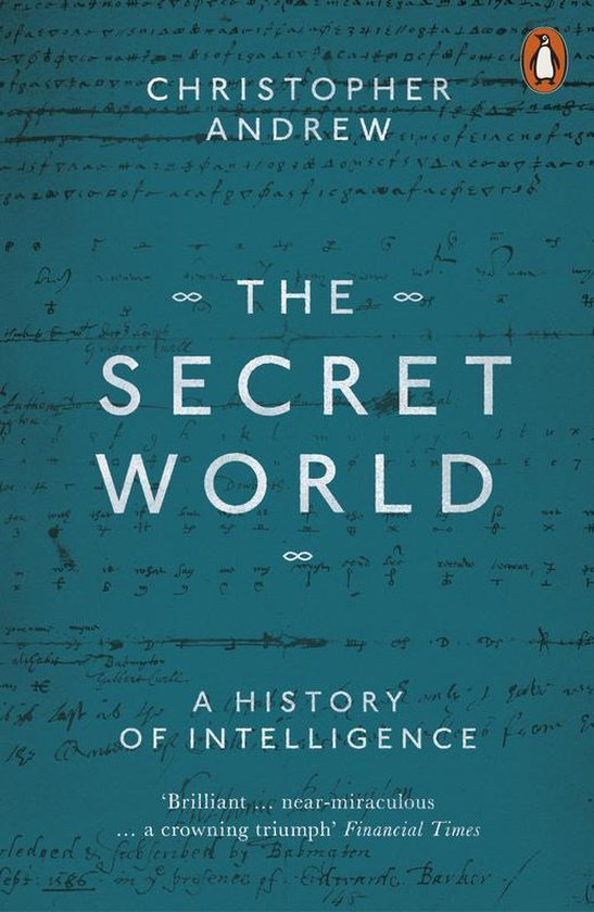 Boek cover The Secret World van Christopher Andrew (Paperback)