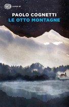 Boekomslag van 'Le otto montagne'