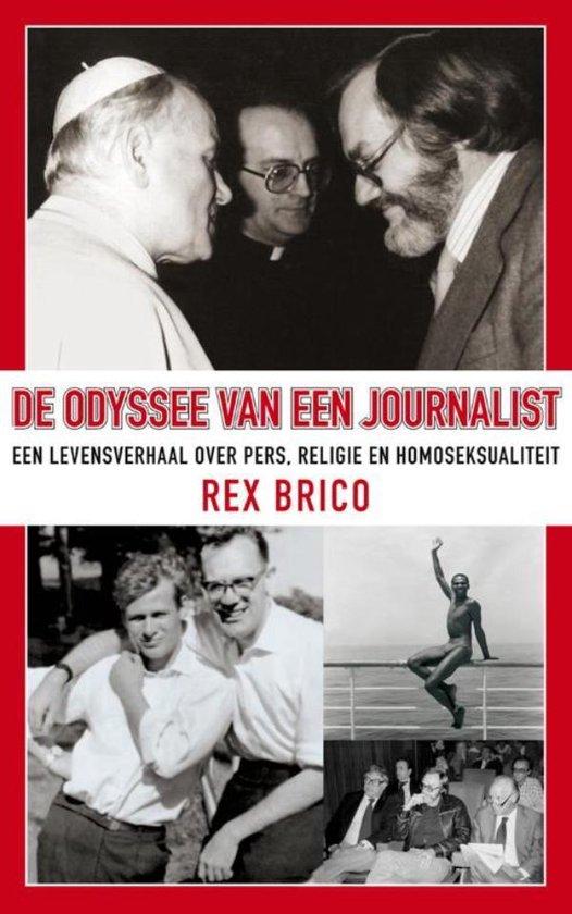 De odyssee van een journalist - Rex Brico  