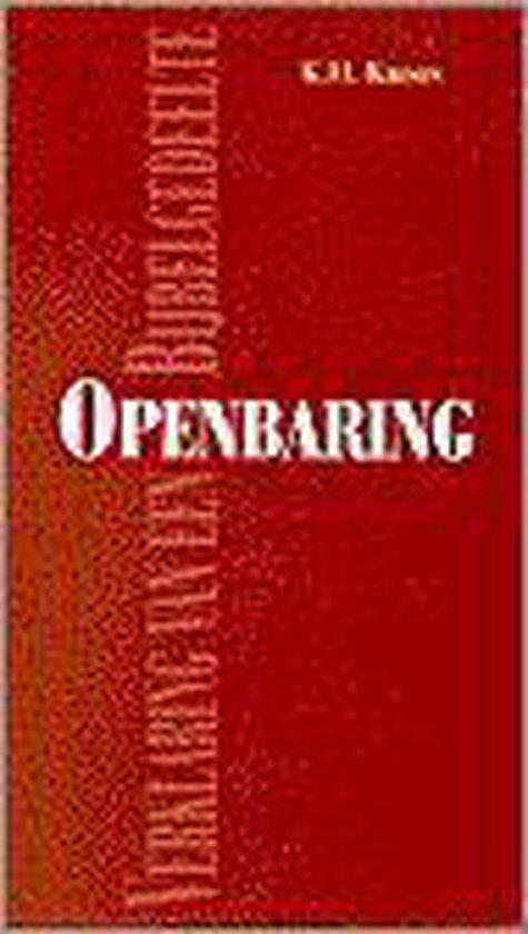 Openbaring - K.H. Kroon |