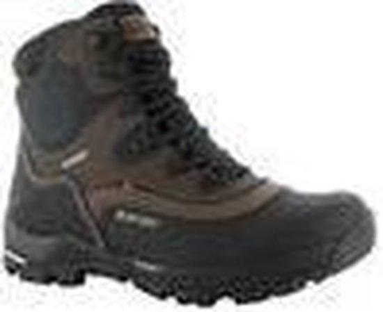 Trail OX Winter Mid 200 I WP-maat 46- Chocolade/zwart -Mannen