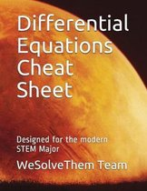 Differential Equations Cheat Sheet