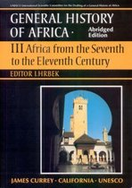 General History of Africa volume 3 [pbk abridged]