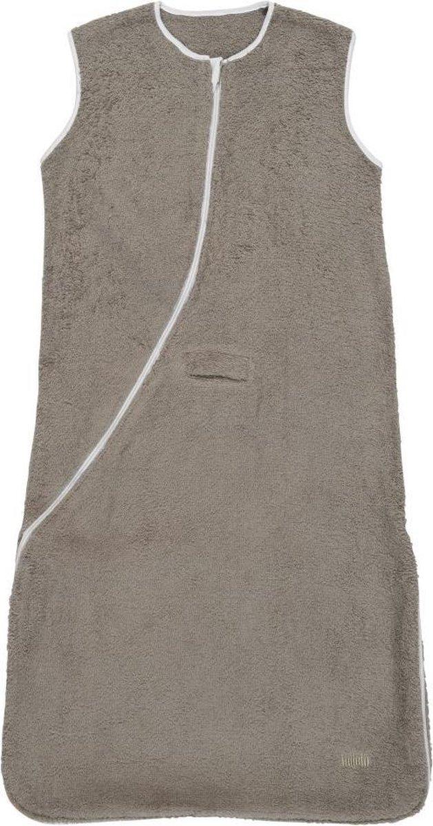 Jollein - Slaapzak 70 cm - Taupe/Wit - Jollein