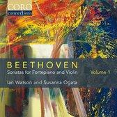 Beethoven: Sonatas For Fortepiano & Violin Volume