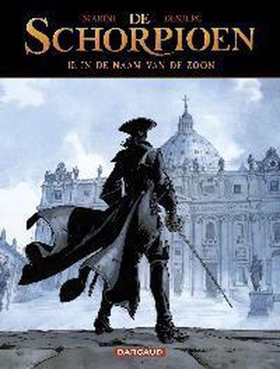 De schorpioen: 010 In de naam van de zoon - Enrico Marini |