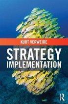 Boek cover Strategy Implementation van Kurt Verweire (Paperback)